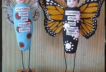 Art Dolls / by Audrey Overbaugh