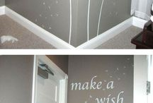 Room decorations / by Geanie Mulder