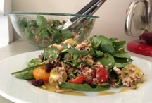 The Most Creative & Healthy Salad Recipe Contest / by My1039 Phoenix