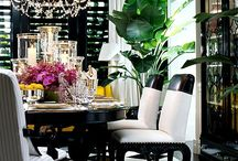 COLORS / Black and White  Home / by Susan Edghill