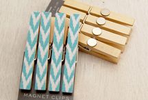 Craft night projects / by Tausha Hoyt {Sassy Style Redesign}