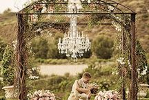 weddings I'll plan someday / by Erika Brendle