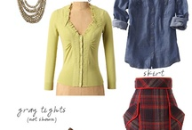 My Style Ideas / by Kathryn Waggoner