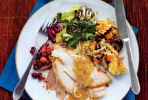 Holiday Recipes / Stay skinny and healthy this holiday season with delicious recipes.  / by SELF Magazine