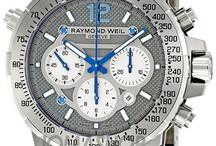 Raymond Weil / by JomaShop Luxury Watch Store