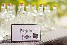 Harry Potter Party / Start to finish party planning ideas for a Harry Potter birthday party. Inspiration for Harry Potter party decorations, food, games, costumes, and more. / by Punchbowl