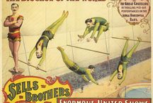 Vintage Circus & Magic Posters / by Rennert's Gallery