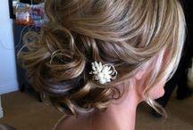 wedding hair / by Mairi Gibson