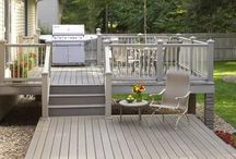 Deck Ideas / by Twin Dragonfly Designs