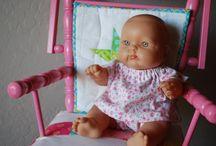 8 '' dolls / by Lori Huttner