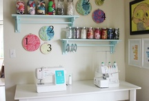Extreme Makeover - Crafts room edition / by Barbara Gasquet