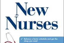 Becoming a Nurse / by Cecilia Whitt