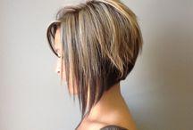 Hair ideas / by Debbie Thornton