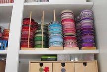 Organizing Stuff / by Brandy White