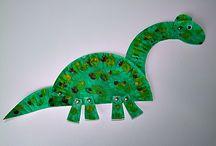 preschool stuff / by Jeanette Ford