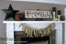 Home Decor / by Melissa Kinsey Land