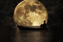 ...moons... / by Alicia Mia Reyes