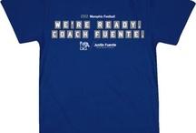 Tiger Football Gear / by Memphis Athletics