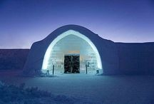 AMAZING ICE HOTEL / by Alice Pouliou