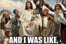 Catholic humor / by Jodi Magnuson