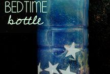 Sensory Bottles, Bags, and Boxes / by Nikki Sanders