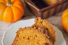 Pumpkin treats / All things pumpkin. / by Lacey