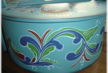 Rosemaling and Norway / by Jeanie Ackerman