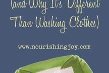 Cloth Diapering the Little / by Whitney Anderson
