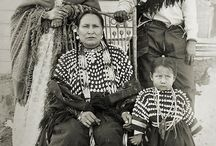 Native Americans - Past and present / by Gloria Marzouca