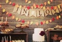 Our October Wedding / by Rochelle DeAnda