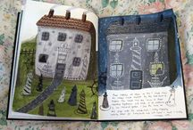 journals and sketchbooks / by Gill