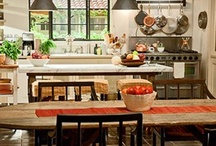 kitchens  / by Anna Lear