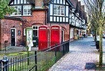 Birmingham, England / A city changing / by Sandy Herbert