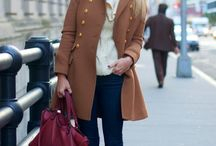 Winter Outfits / by Romina
