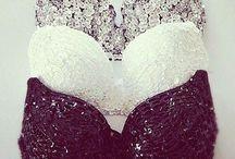 Undergarments / by Kaylee Paslay