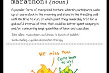 Triathlon Training for the Insane / by Tracey Patterson