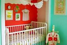 Nursery / by Customized Walls - Custom Printed Wallpaper and Murals