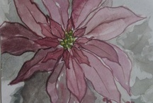 My work / http://designsbylesley.blogspot.ca/ / by Lesley McLeish