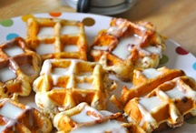Edible Stuff! :) / by Alyssa Wright