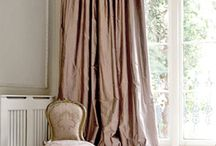 Curtains  / by Janae Smith Studio