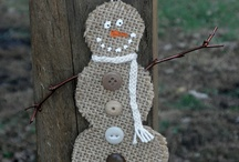 Christmas deco / by Pam Cook