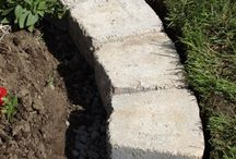 Edging and Paver ideas / by Elise White