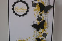 Butterfly Cards / by Ecstasy Crafts