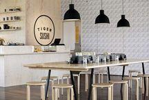 Coffee&Restaurant.... / by Lucila Sedano