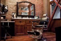 barber shop / by Melinda Green