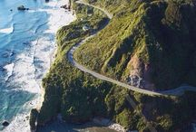 Family Vacation hwy 1 to CA / by Jessica Cook