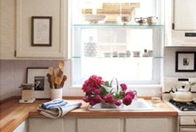 Kitchen / We'd like to cook here / by Alice Lane Home Collection