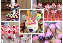 Party Ideas / by Carrie Flanagan