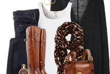 Outfits / by Sandra Boling