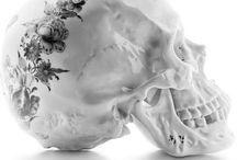 Art: Skulls / Skulls, Skulls & more Skulls / by Killer Aesthetic